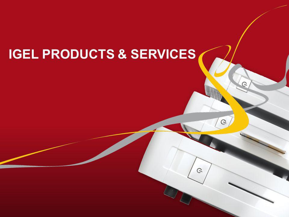 Igel products & services