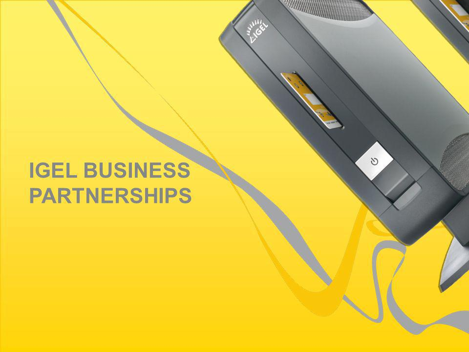 Igel Business partnerships
