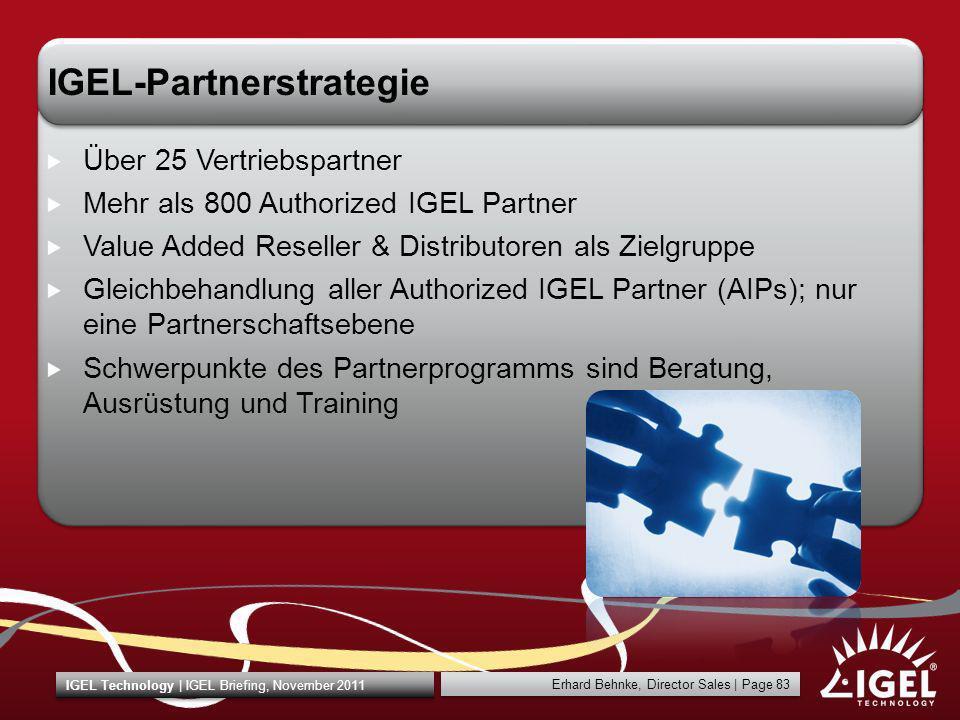 IGEL-Partnerstrategie