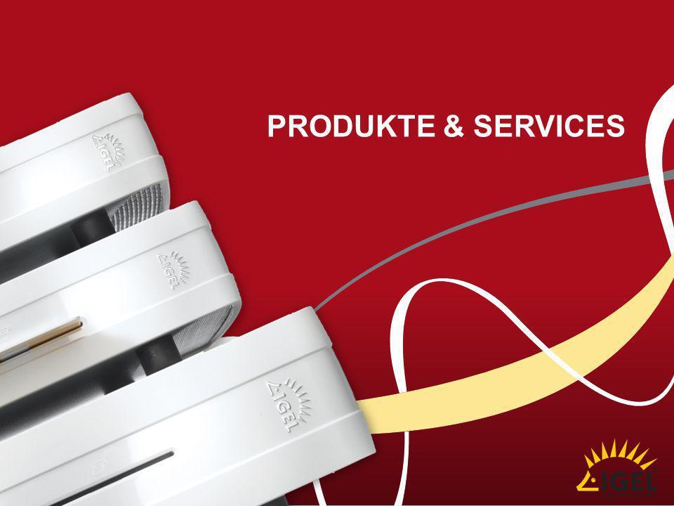 Produkte & Services