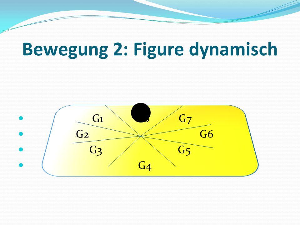 Bewegung 2: Figure dynamisch