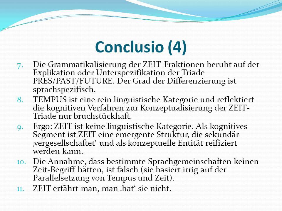 Conclusio (4)