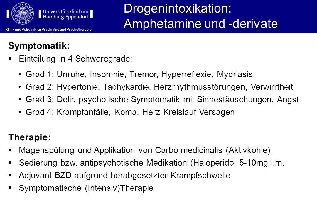 Amphetamine und -derivate