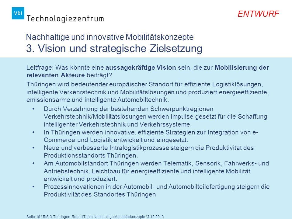 Nachhaltige und innovative Mobilitätskonzepte 3
