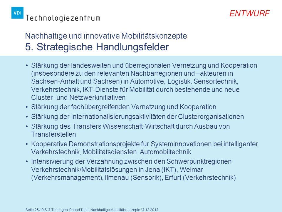 Nachhaltige und innovative Mobilitätskonzepte 5