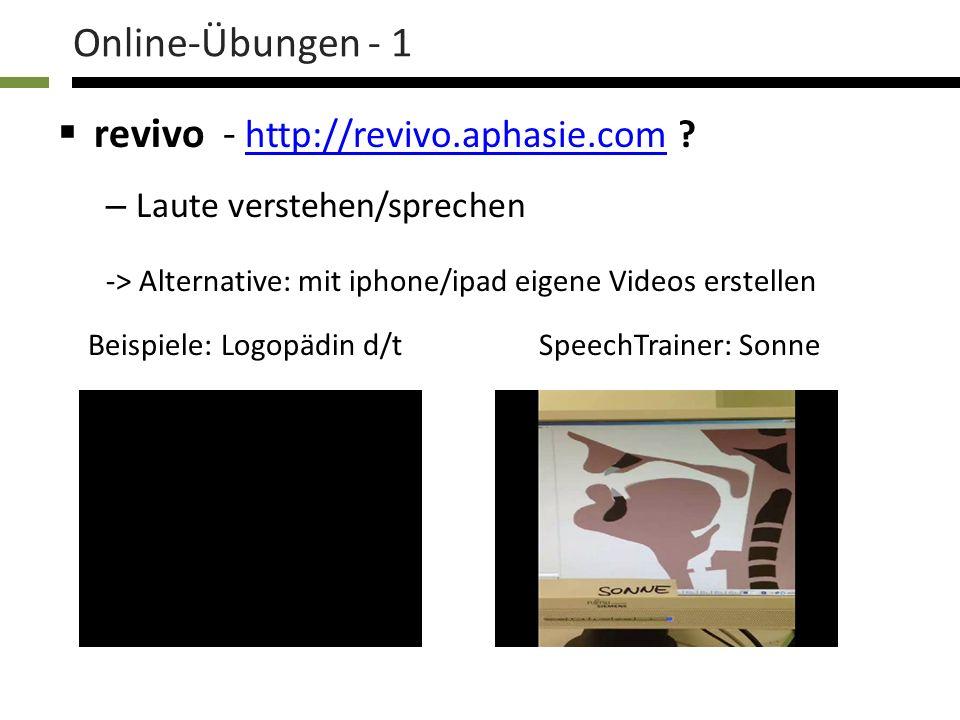 revivo - http://revivo.aphasie.com