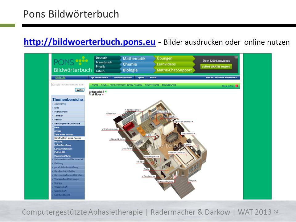 Pons Bildwörterbuch http://bildwoerterbuch.pons.eu - Bilder ausdrucken oder online nutzen.