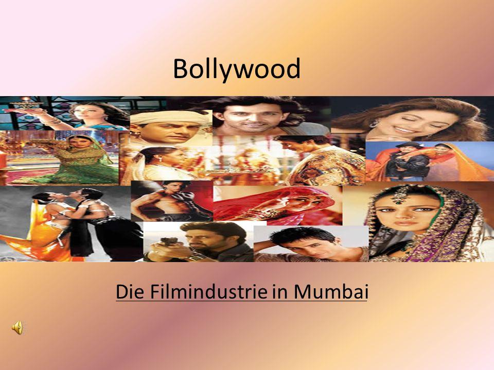 Die Filmindustrie in Mumbai