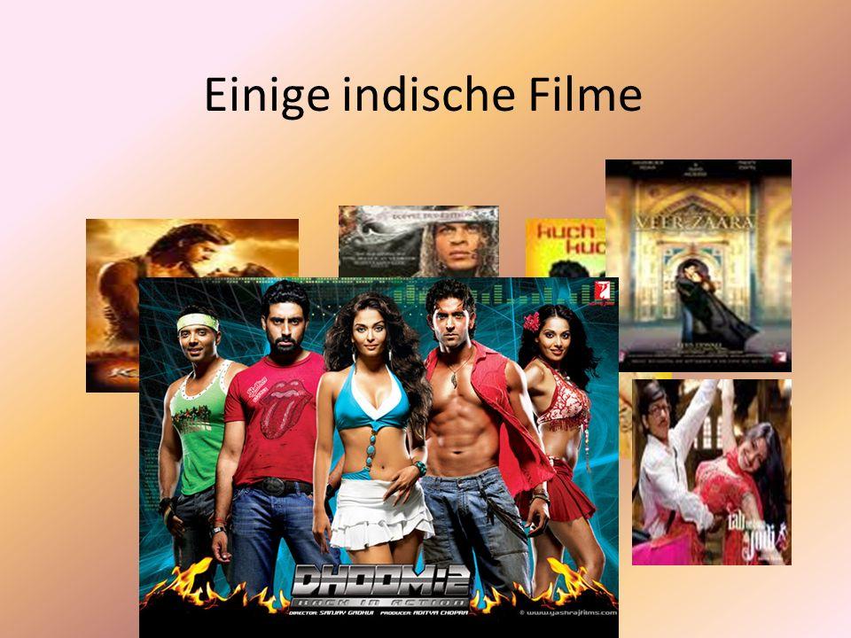Einige indische Filme