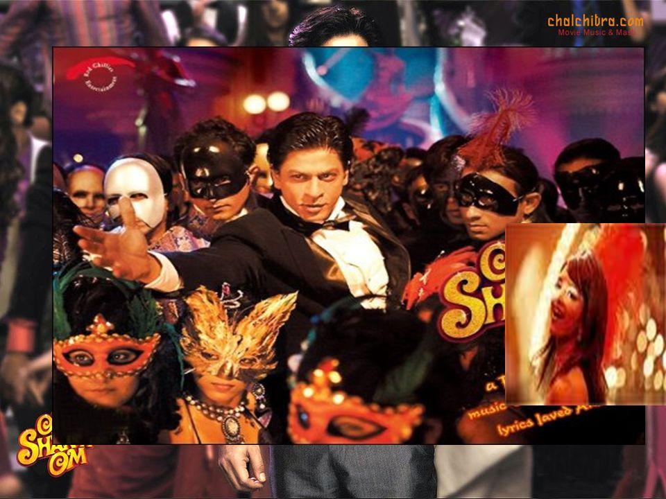Om Shanti Om Om Shanti Om-Film-DVD-ShahRukh Khan-Deepika Padukone-Bollywood // BOLLY-WOOD