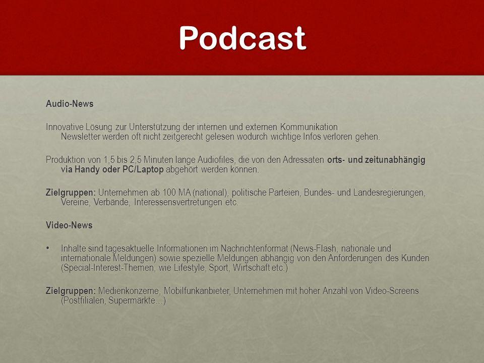 Podcast Audio-News.