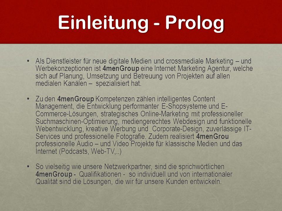 Einleitung - Prolog