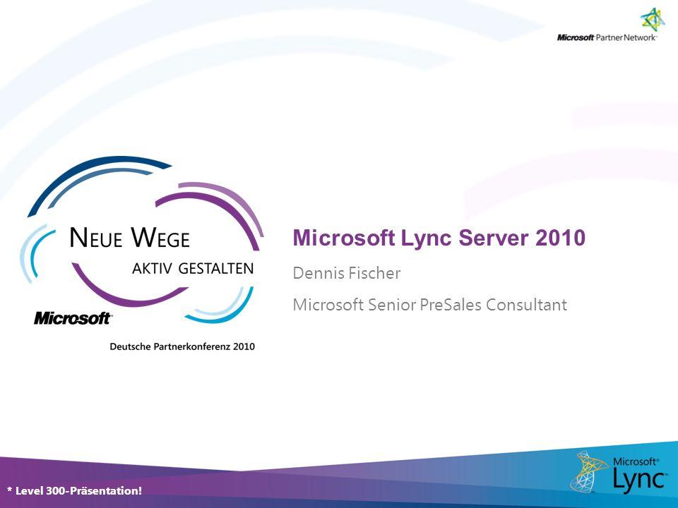 Microsoft Lync Server 2010 Dennis Fischer