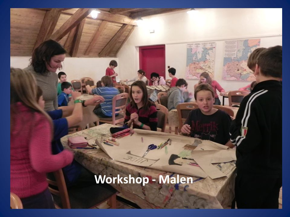 Workshop - Malen