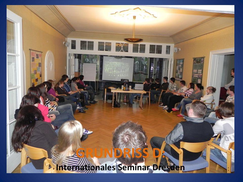 Mezinárodní seminář nadace Most - Drážďany