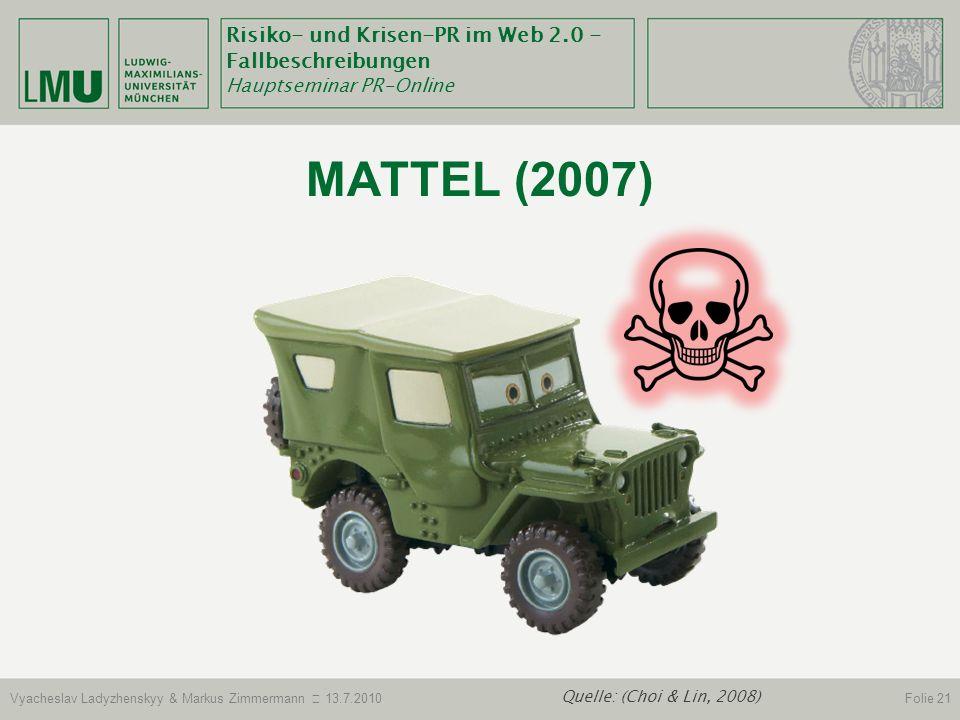 Mattel (2007)
