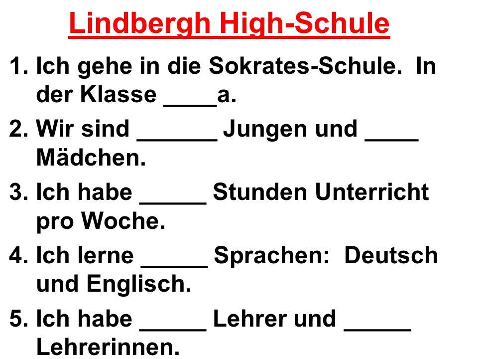 Lindbergh High-Schule