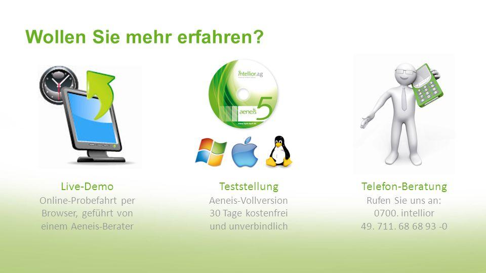 Online-Probefahrt per