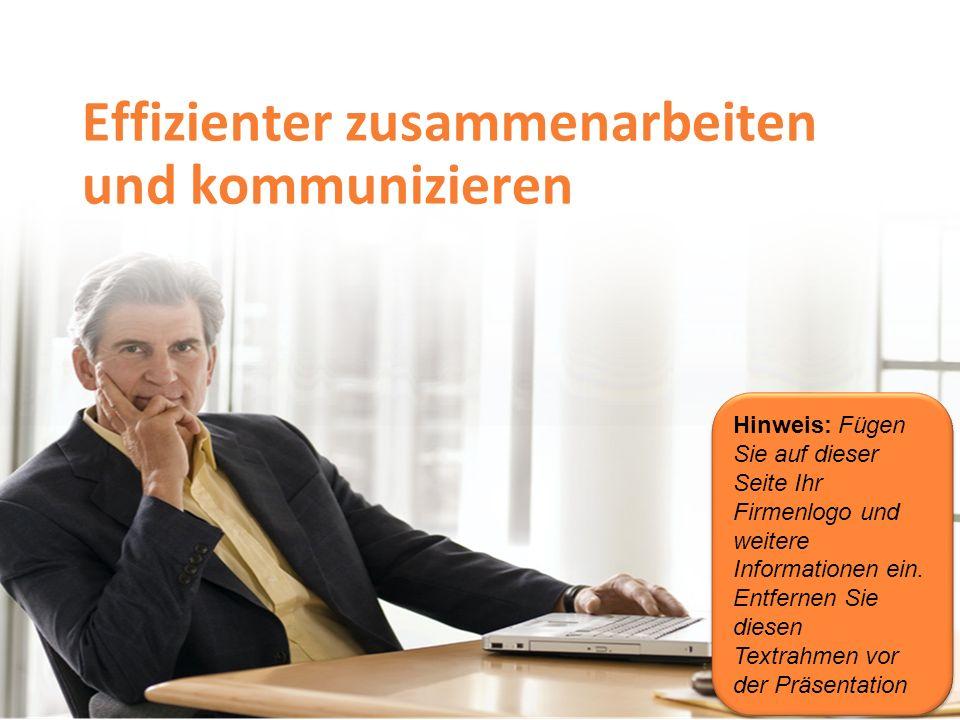 Effizienter zusammenarbeiten und kommunizieren