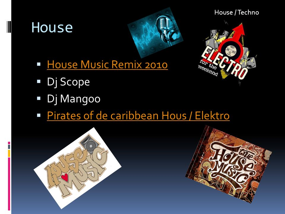 House House Music Remix 2010 Dj Scope Dj Mangoo