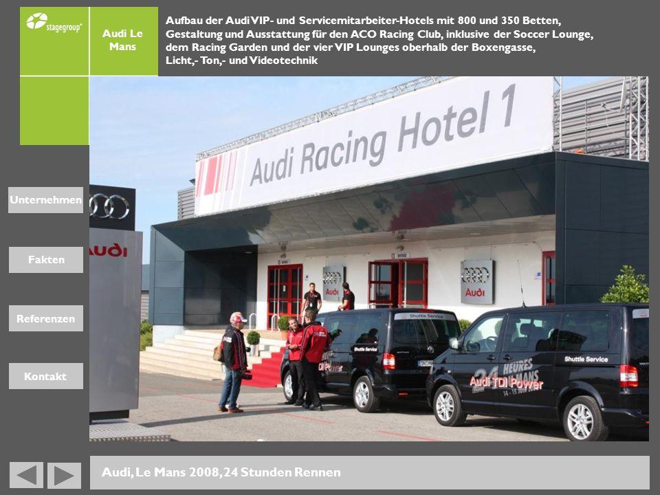 Audi, Le Mans 2008, 24 Stunden Rennen