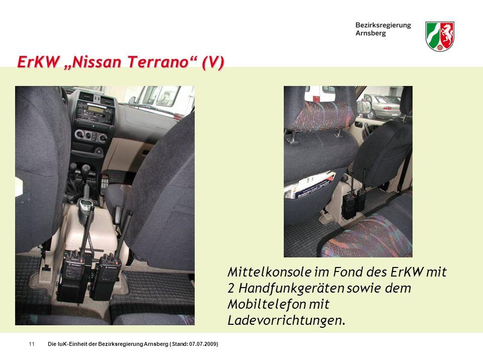 """ErKW """"Nissan Terrano (V)"""