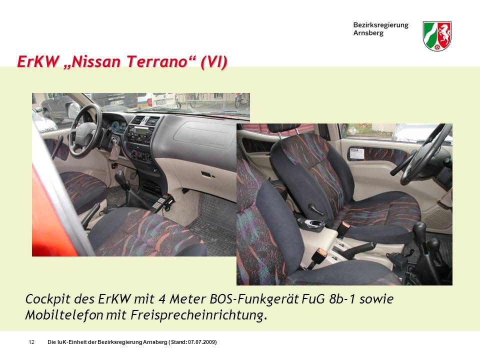 "ErKW ""Nissan Terrano (VI)"