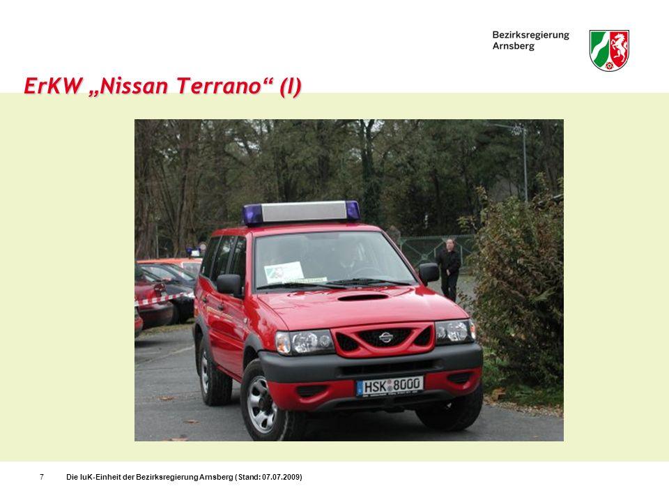 """ErKW """"Nissan Terrano (I)"""