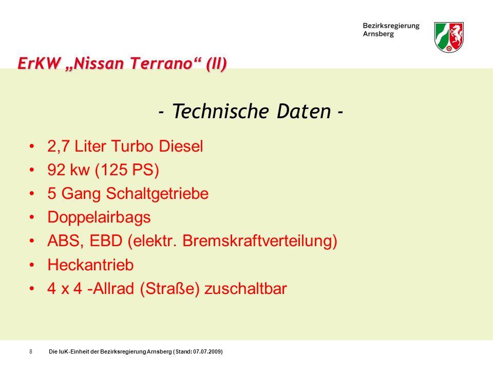 "ErKW ""Nissan Terrano (II)"