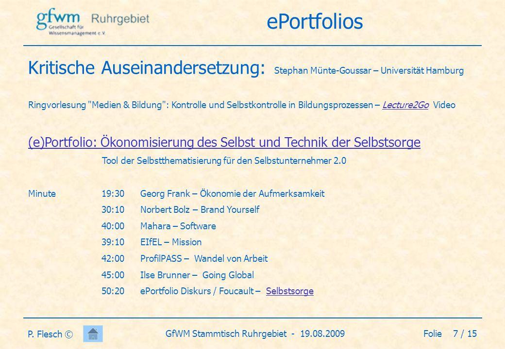 KomProWEB 28.03.2017. Kritische Auseinandersetzung: Stephan Münte-Goussar – Universität Hamburg.