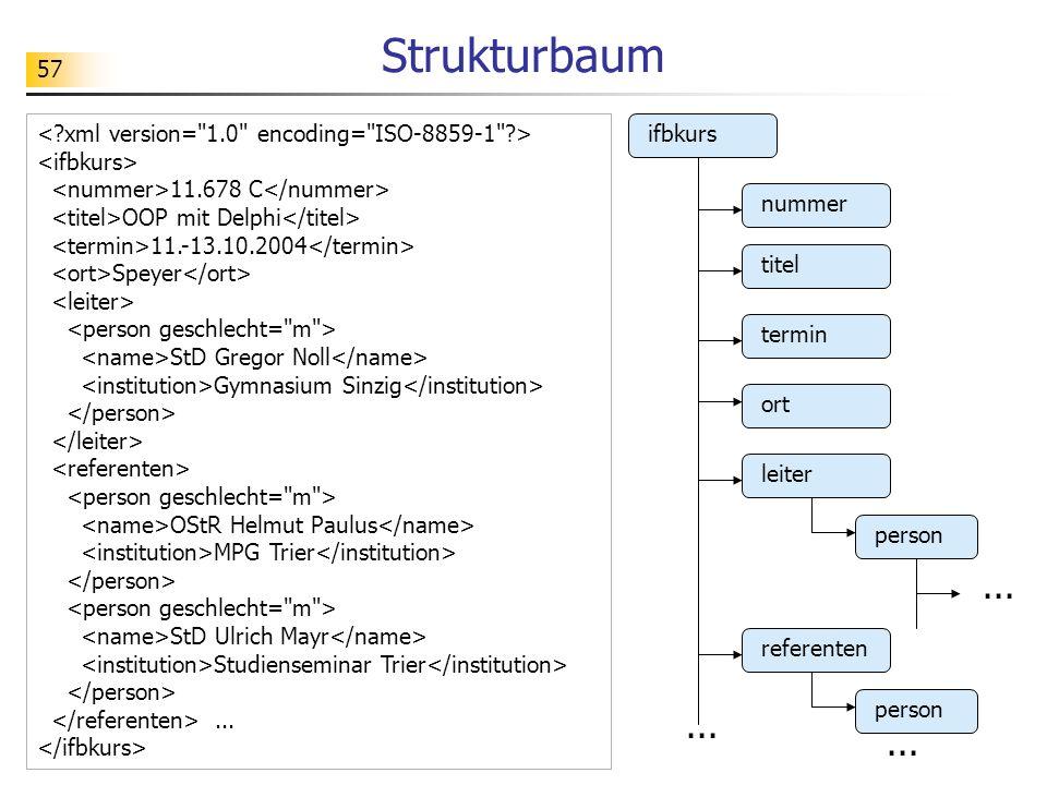 Strukturbaum