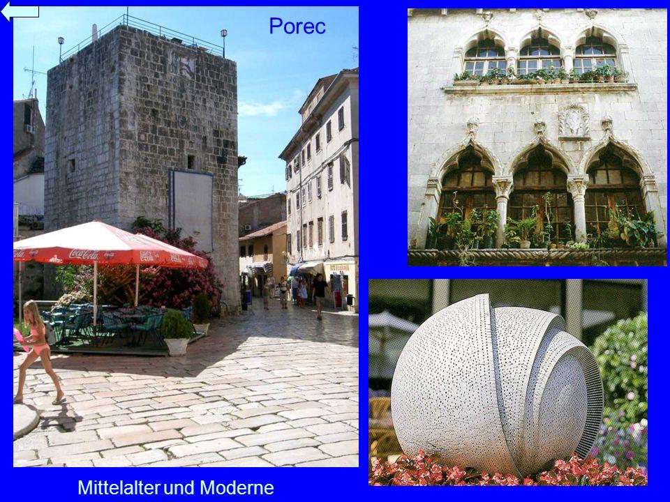 Mittelalter und Moderne