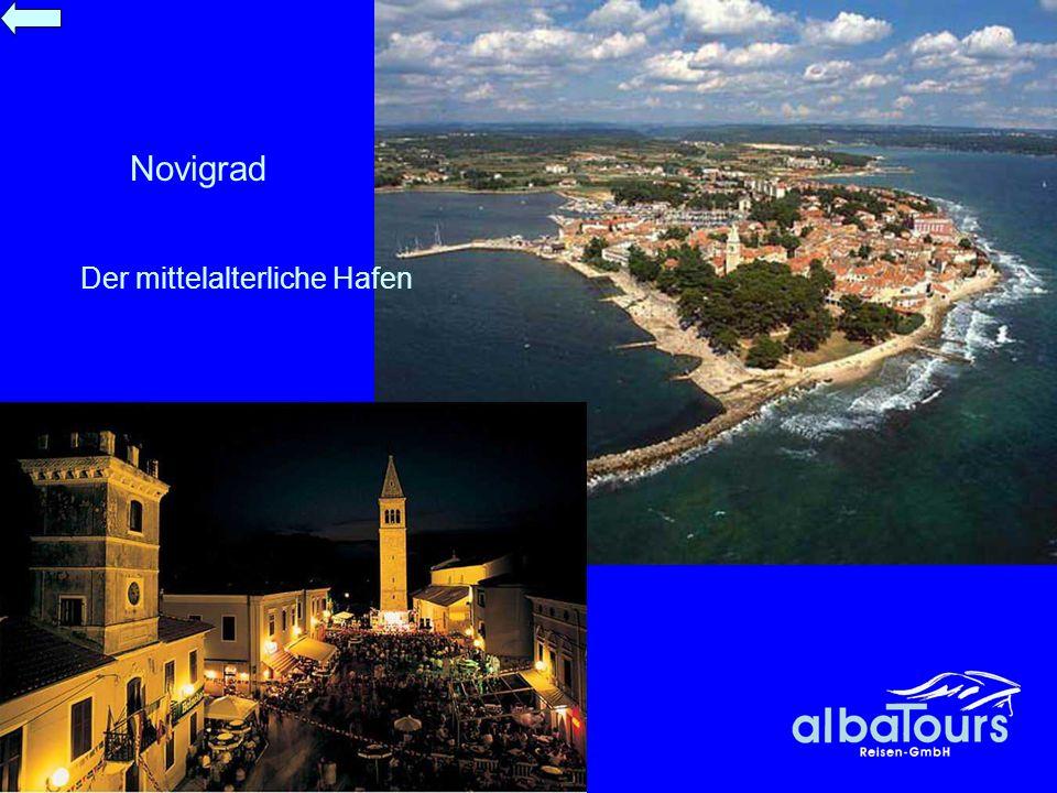 Der mittelalterliche Hafen