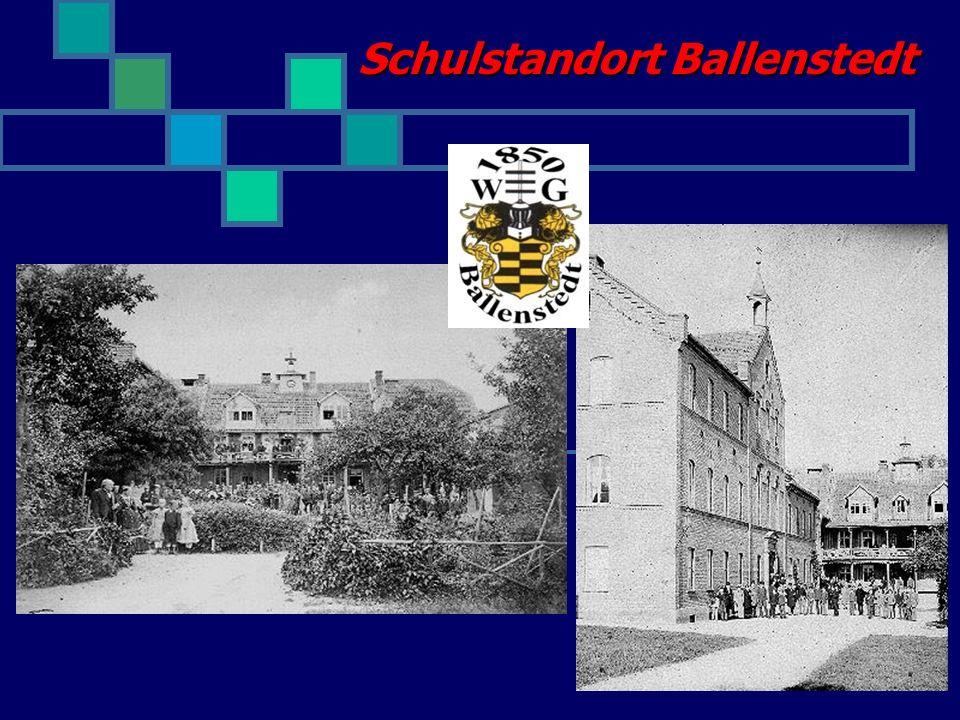 Schulstandort Ballenstedt