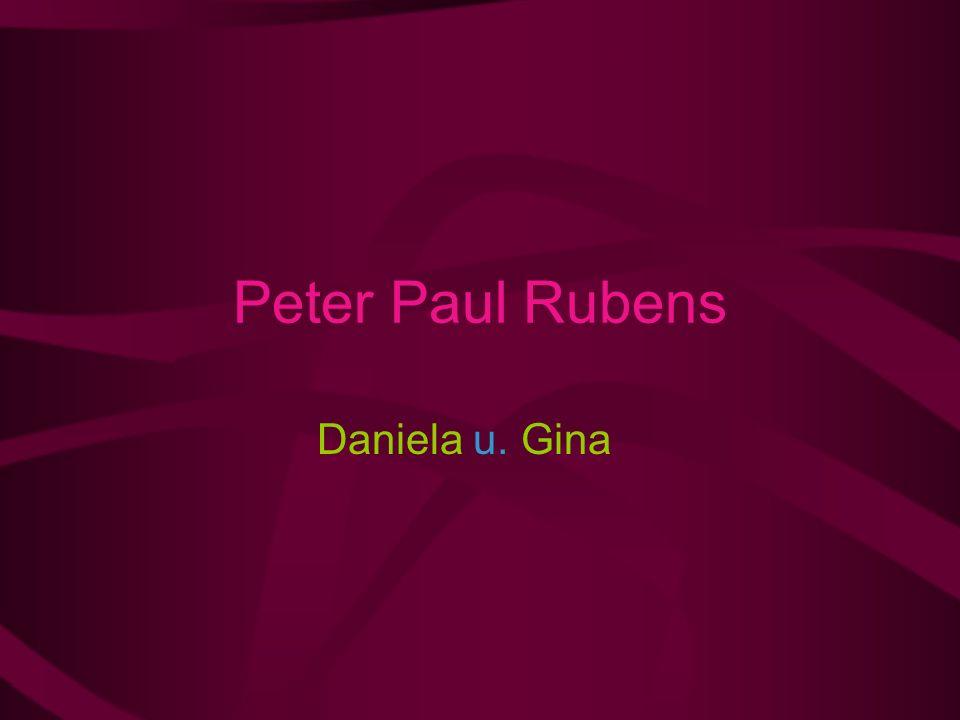 Peter Paul Rubens Daniela u. Gina