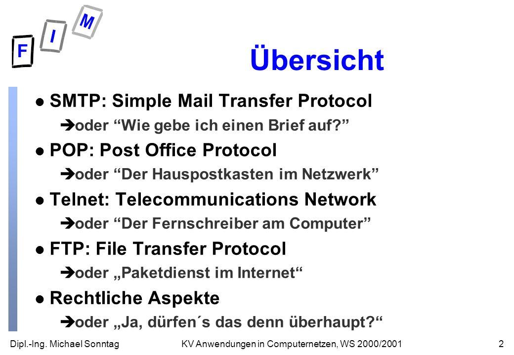 distinguish between ftp and telnet protocols