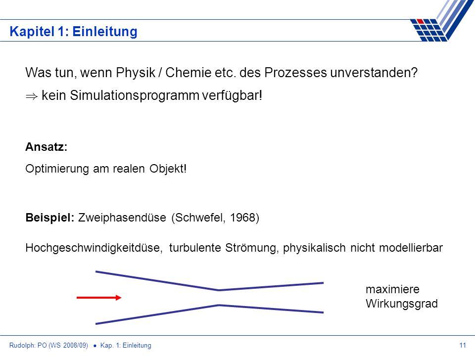 Was tun, wenn Physik / Chemie etc. des Prozesses unverstanden