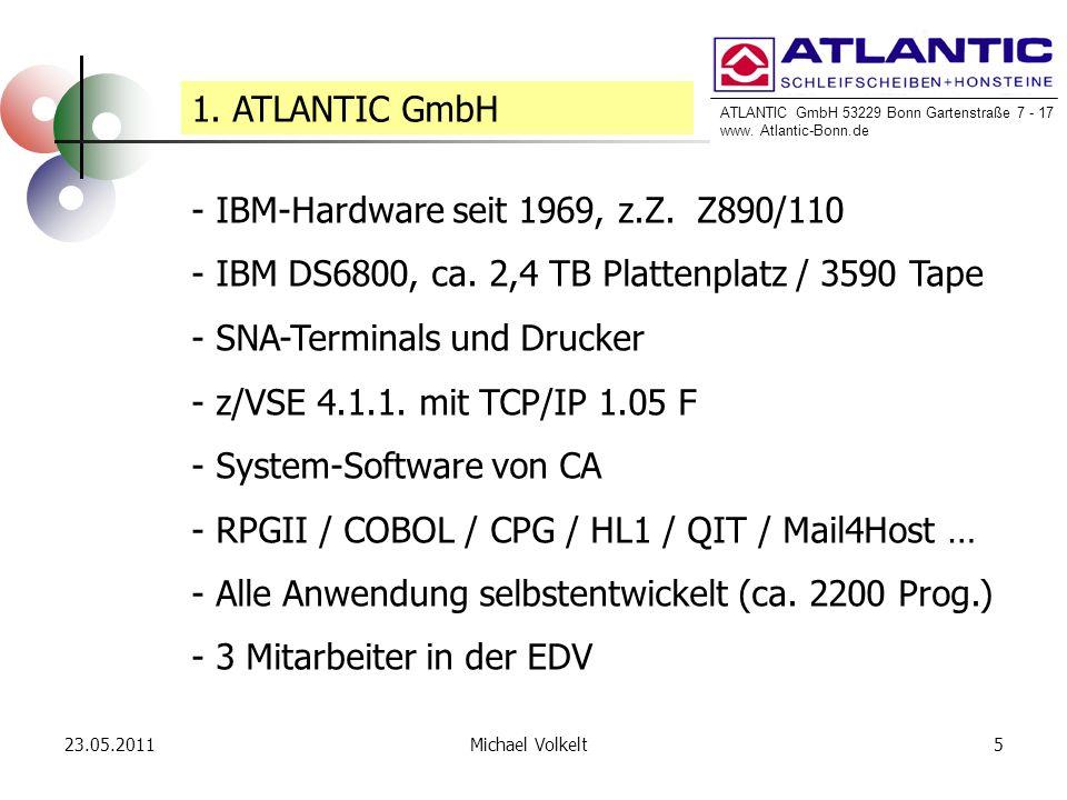 - IBM-Hardware seit 1969, z.Z. Z890/110