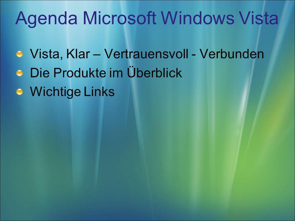 Agenda Microsoft Windows Vista