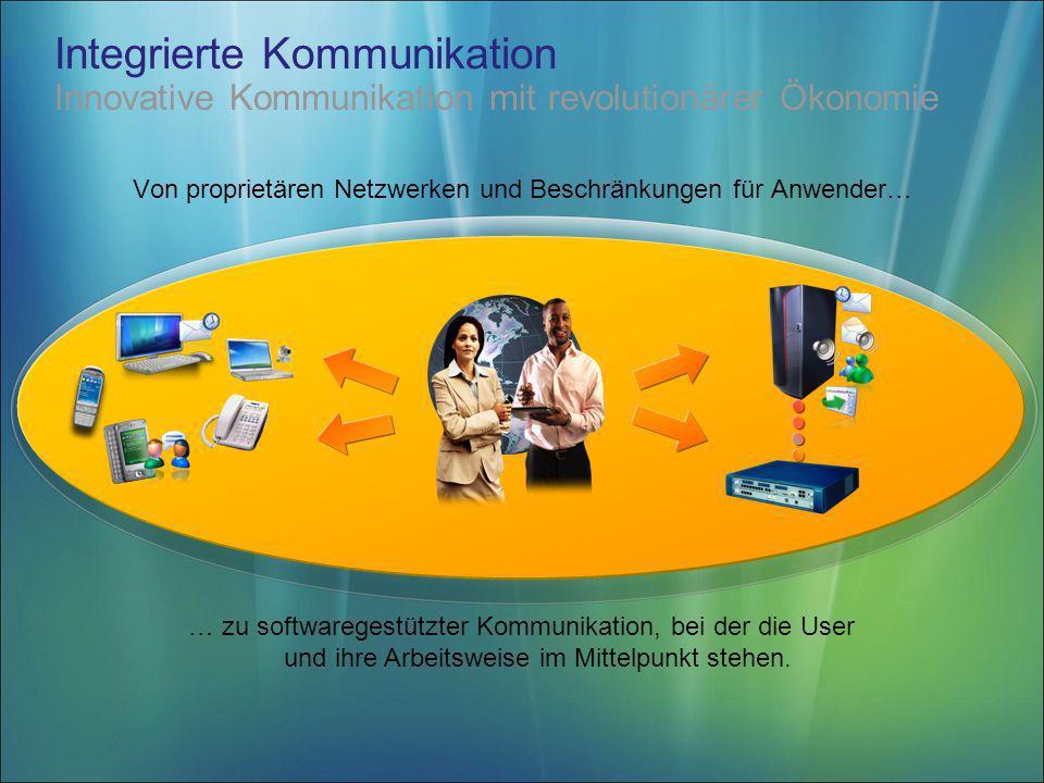 Von proprietären Netzwerken und Beschränkungen für Anwender…