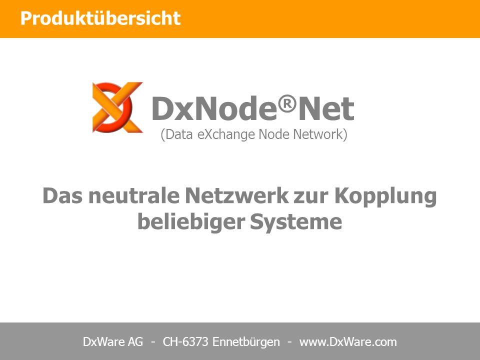 Das neutrale Netzwerk zur Kopplung beliebiger Systeme