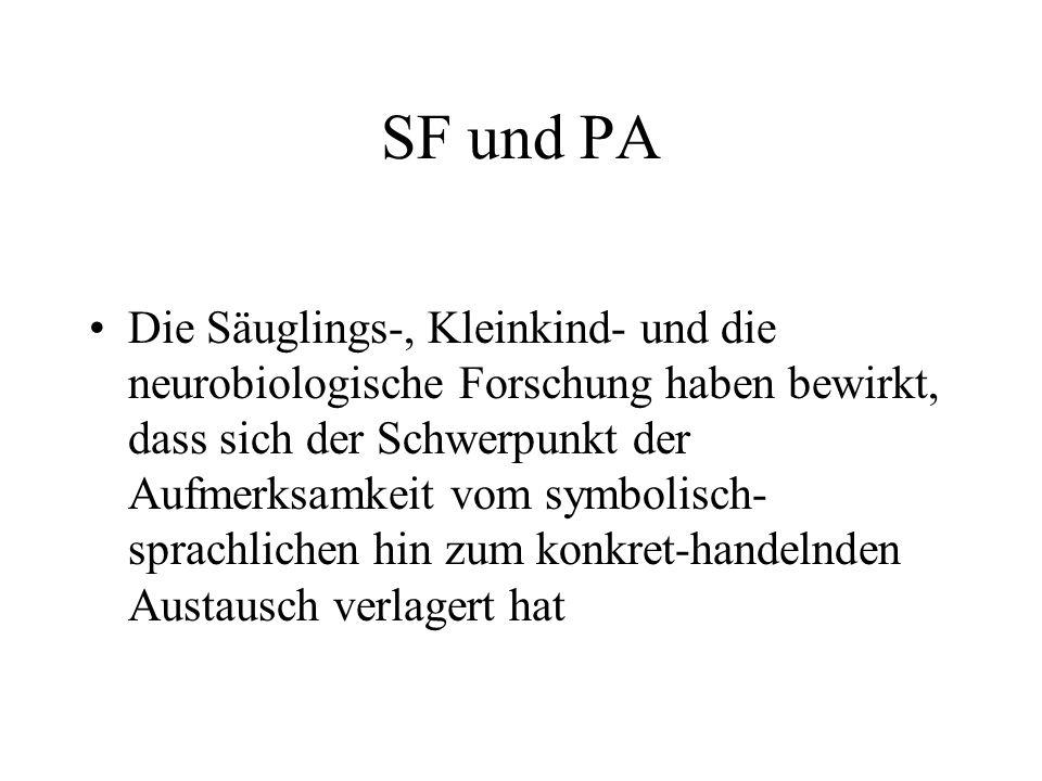 SF und PA