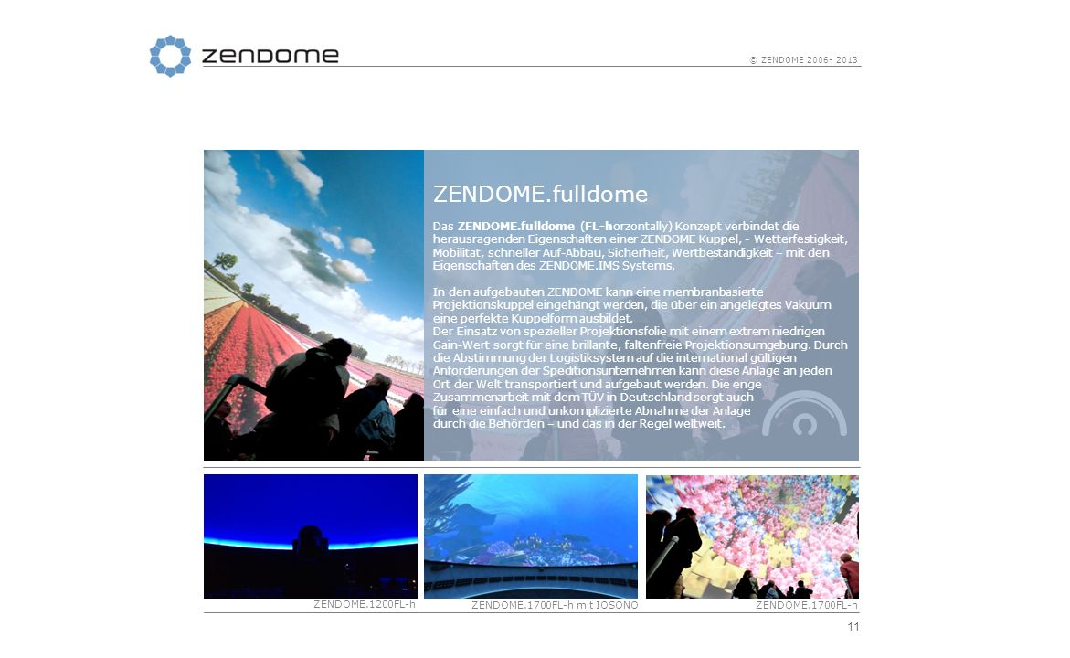 ZENDOME.fulldome