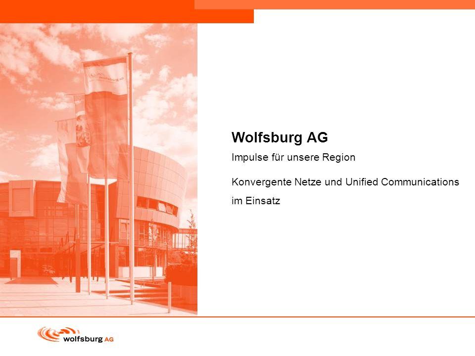 Wolfsburg AG Impulse für unsere Region