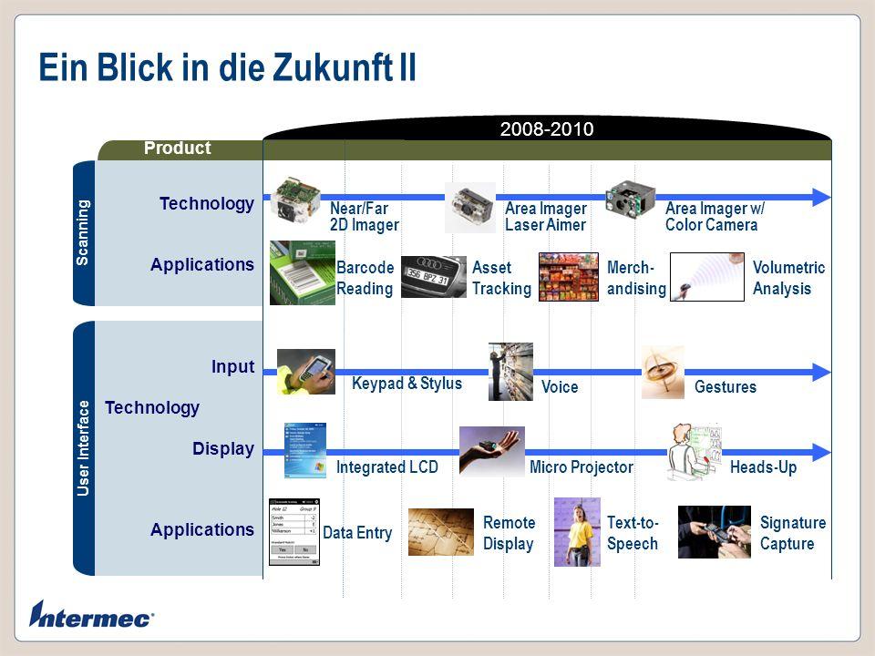 Ein Blick in die Zukunft II