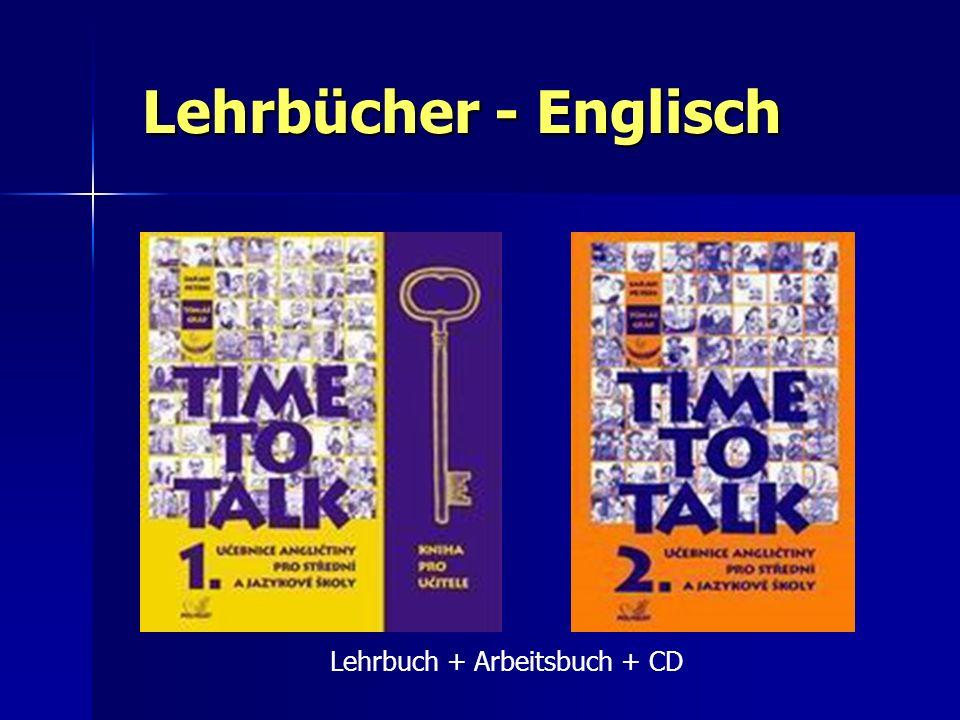 Lehrbuch + Arbeitsbuch + CD