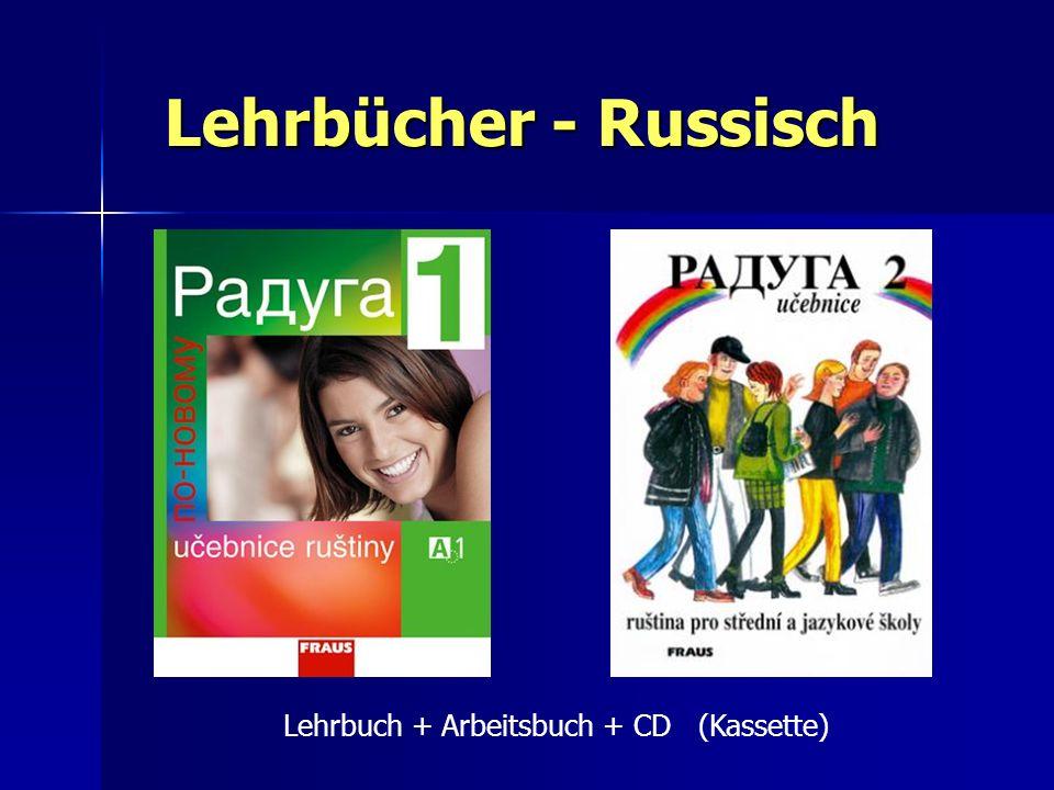 Lehrbuch + Arbeitsbuch + CD (Kassette)