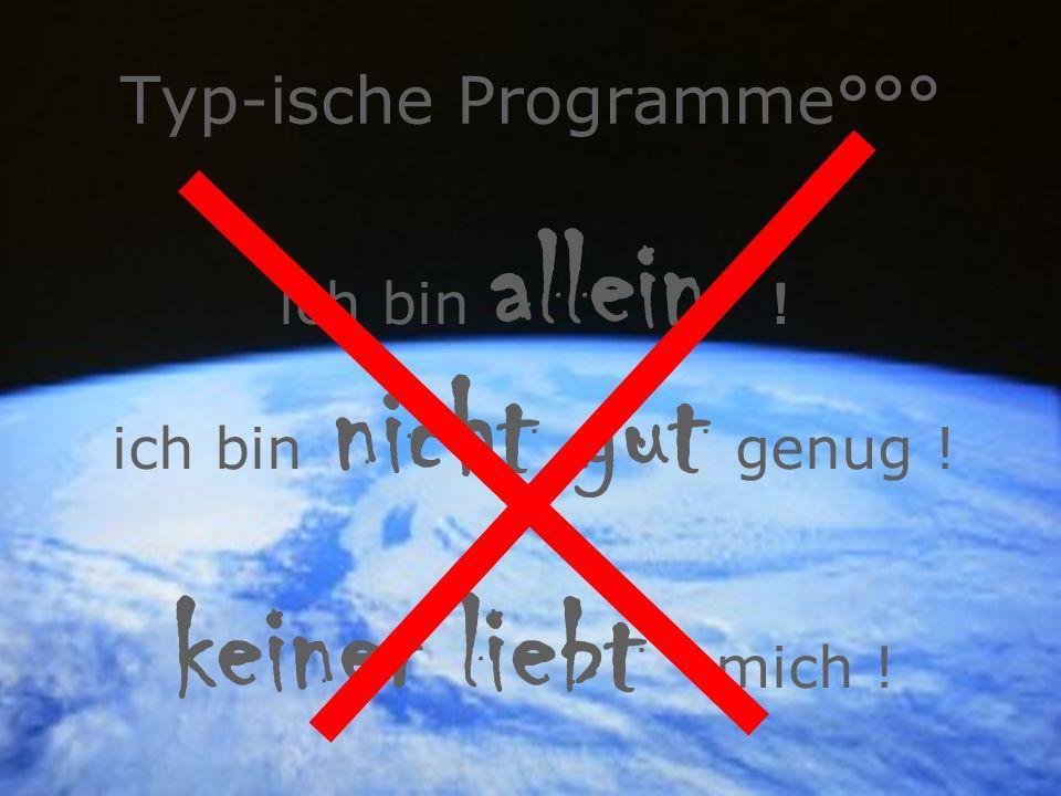 Typ-ische Programme°°°