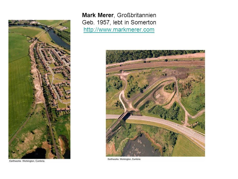 Mark Merer, Großbritannien Geb. 1957, lebt in Somerton http://www