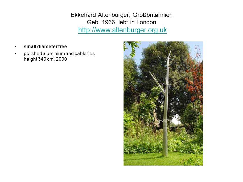 Ekkehard Altenburger, Großbritannien Geb